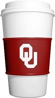 Fanpans MasterPieces NCAA Oklahoma Sooners, Team Cup Gripz Drink Sleeve