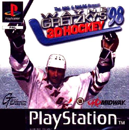 Wayne Gretzky's 3D Hockey '98 [PlayStation]