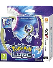 Nintendo Pokémon Lune Fan Edition, 3DS Steelbook Nintendo 3DS Inglese, Francese videogioco