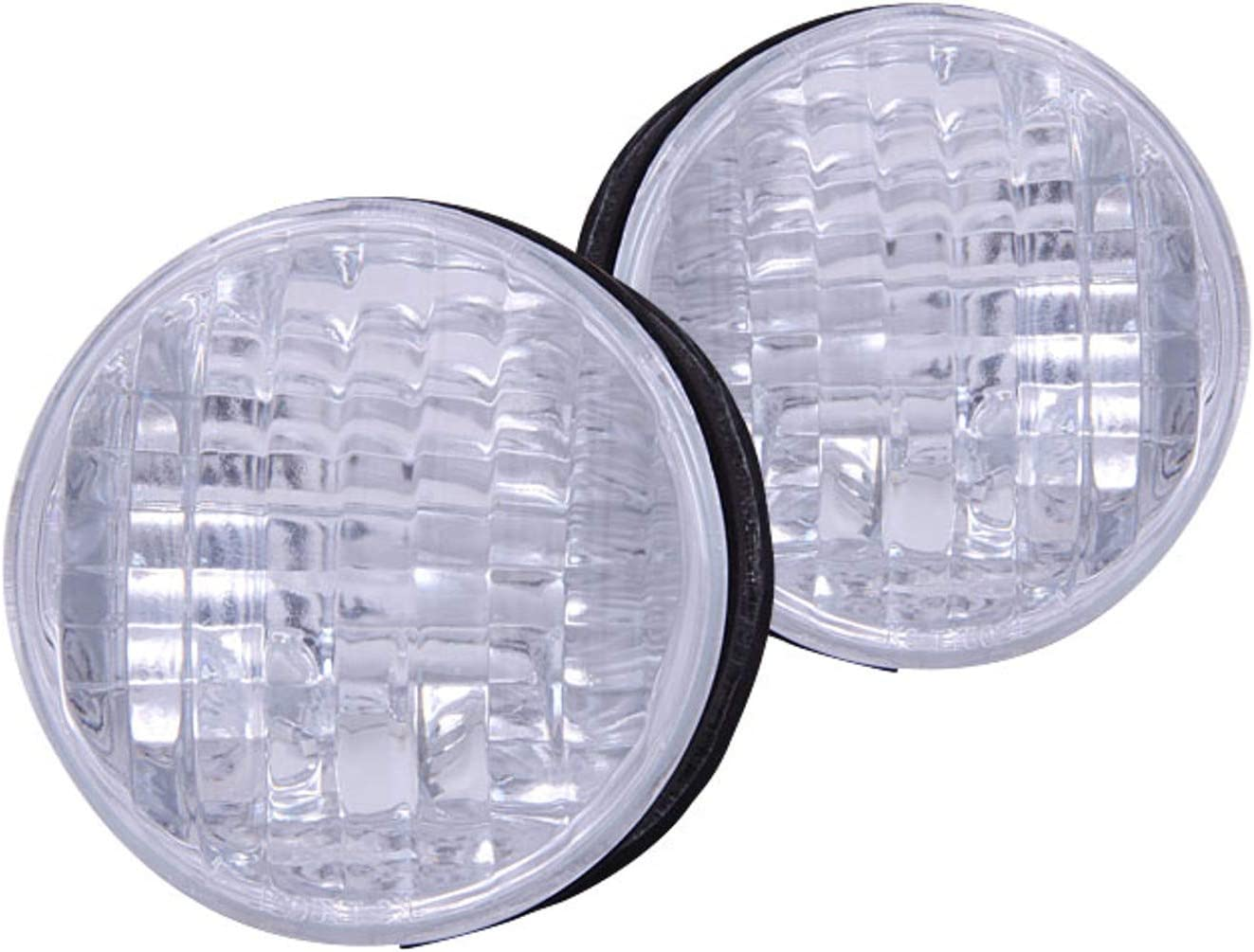 Discount is also underway AnzoUSA 221214 Clear Trunk Light for IS300 Sold Pair - in Lexus Max 54% OFF