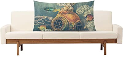 Seachange Personalized Custom Decorative Pillow Cover 20