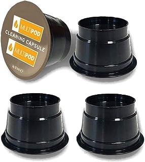 TronicXL - Cápsulas descalcificadoras compatibles con Caffitaly K-fee Verismo Starbucks Expressy by Aldi Tchibo Cafissimo Saeco Capsule para la limpieza de cápsulas descalcificadoras