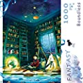 Ingooood- Jigsaw Puzzles 1000 Pieces for Adult- Fantasy Series- Boundless_IG-0407 Entertainment Wooden Puzzles Toys from Ingooood