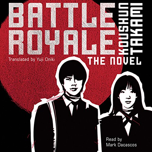 Battle Royale by Koushun Takami - As part of a ruthless program by the totalitarian government, ninth-grade students are taken to a small isolated island with a map, food, and various weapons....