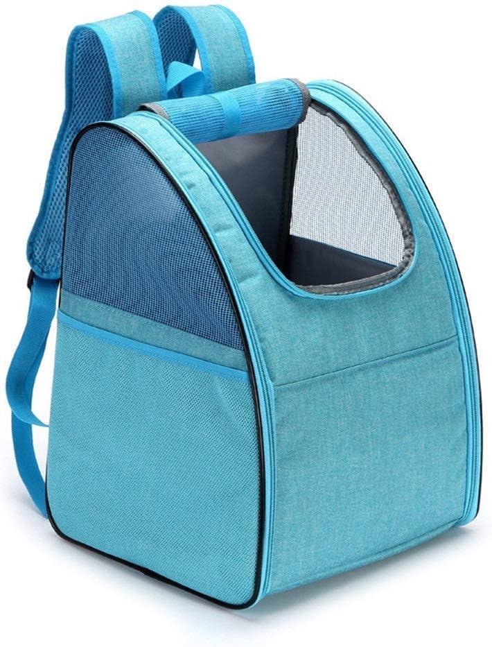 NUGYE Pet Backpack Bag Easy Ranking TOP9 Breathable Net Full Inventory cleanup selling sale