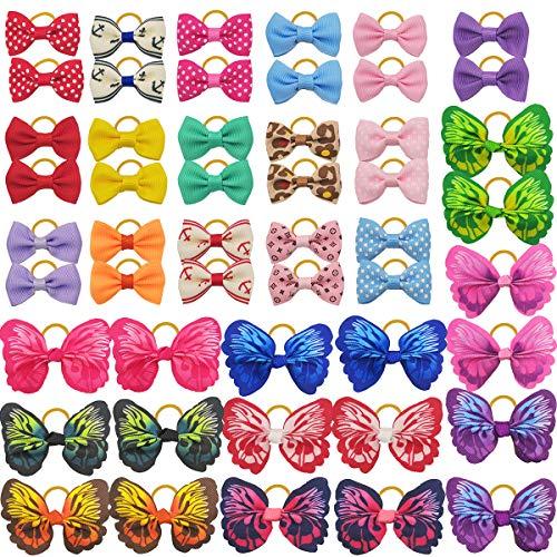 hair ties for yorkies - 2