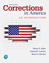 Corrections in America: An Introduction (What's New in Criminal Justice)