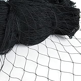 ZENY 25' X 50' Net Netting for Bird Poultry Aviary Game Pens (25' X 50')