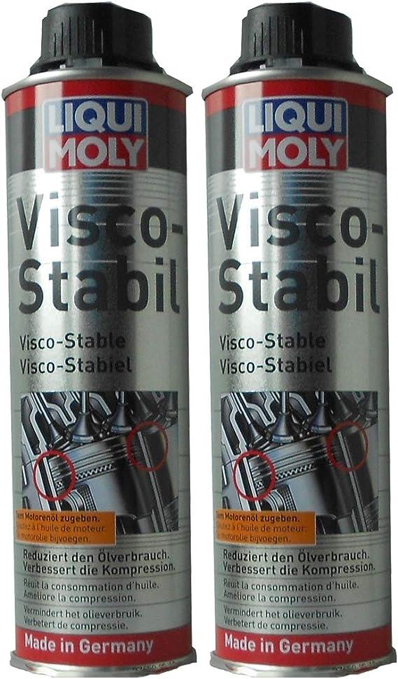 Liqui Moly Visco Stabil Viscostabil Ölzusatz Zusatz Öl Additiv 2x 300ml Auto