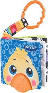 Playgro 0182252 My First Pets Book for Baby
