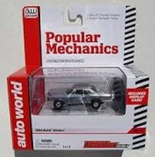 Auto World 2691963Buick Riviera Chrome Thunder Jet Ultra G HO Slot Car