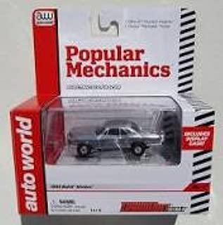 Auto World 269 1963 Buick Riviera Chrome Thunder Jet Ultra G HO Slot Car
