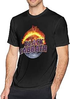 Xorteye Black Sabbath Comfort Shirt for Men Black