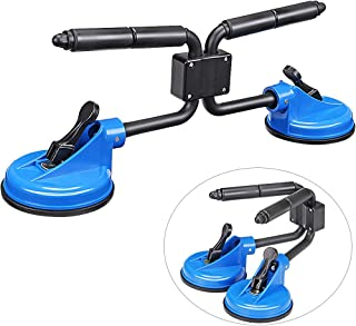 SELEWARE Innovative Boat Roller, Roller Loader with Suction Cup for Kayak Boats, Load Bearing Capacity 170 lbs, Steel and Nylon Bushing