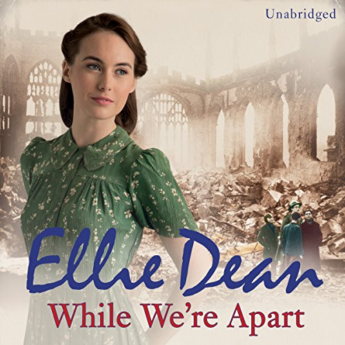 While We're Apart audiobook cover art