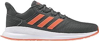Adidas RUNFALCON, Men's Road Running Shoes, Orange (Legend Ivy/True Orange/Ftwr White), 9 UK (43 1/3 EU)