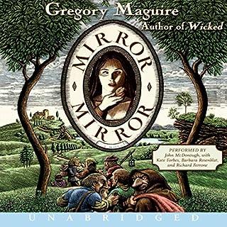 Mirror Mirror audiobook cover art