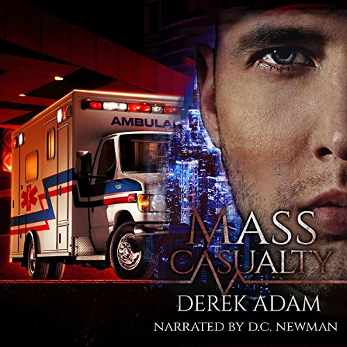 Mass Casualty audiobook cover art