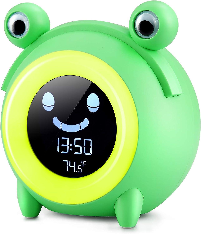 Kids Alarm Clock Children's Sleep Trainer Free shipping supreme New to Wake OK for