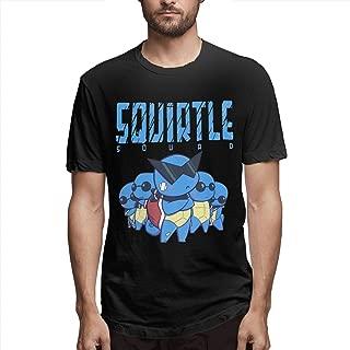 Squirtle Squad Fashion Mens T-Shirt
