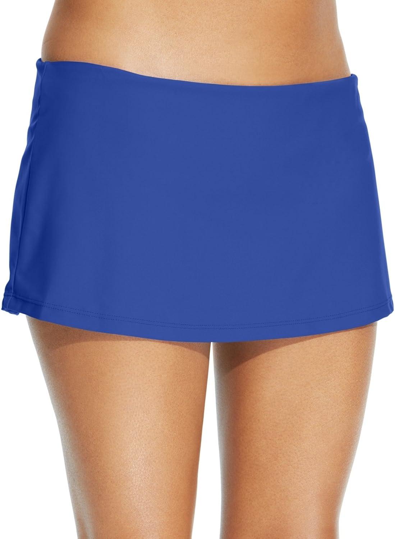 Island Escape Solid Women's Swim Skirt