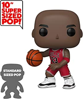 Funko- Pop Bulls-10 (Red Jersey) NBA Michael Jordan