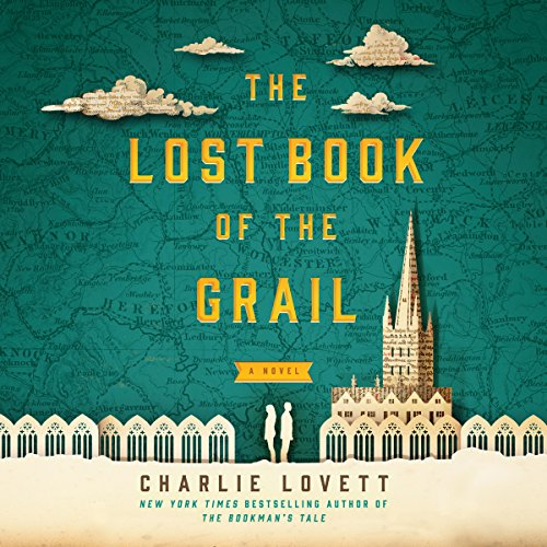 The Lost Book of the Grail audiobook cover art