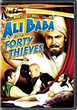 ALI BABA & THE FORTY THIEVES