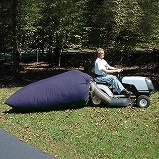 Lifesmells Lawn Tractor Leaf Bag,Lawn Sweeper Tow Behind,Reusable Collecting Leaves Waste Bag,Mower Leaf Bag,Fit for Cub Cadet XT1 LT42, XT1 LT46, XT2 LX42, XT2 LX46,54 Cubic Feet Navy Blue