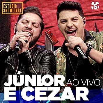 Júnior e Cézar no Estúdio Showlivre (Ao Vivo)