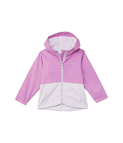 Columbia Kids Rain-Zilla Jacket (Toddler) (Blossom Pink/Pale Lilac) Girl