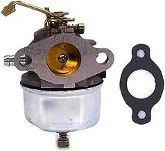 NIMTEK Carburetor Gasket for Tecumseh 631793 631440 H70 H80 7HP 8HP 9HP Snowblower