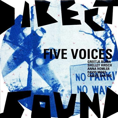 Direct Sound feat. Greetje Bijma, Shelley Hirsch, Anna Homler, David Moss & Carles Santos