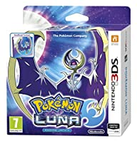 Nuovo capitolo dei videogiochi della serie Pokémon Pokèmon Luna - Fan Edition include: Gioco con custodia + Steelbook