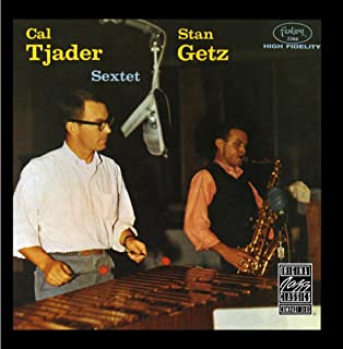 Stan Getz With Cal Tjader Remastered