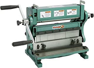 Grizzly T21320 1234; Combination 3-in-1 Sheet Metal Machine