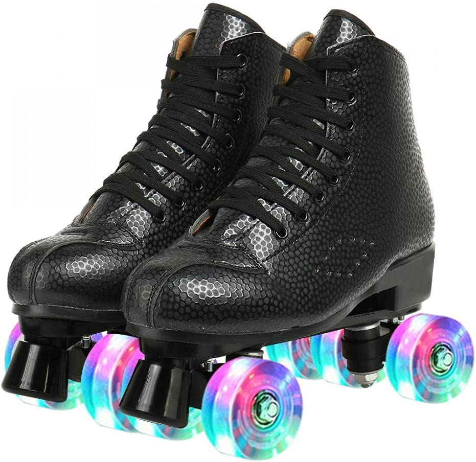 Unisex online shopping Roller Skates Sales for sale Outdoor Classic High-top PU Leather