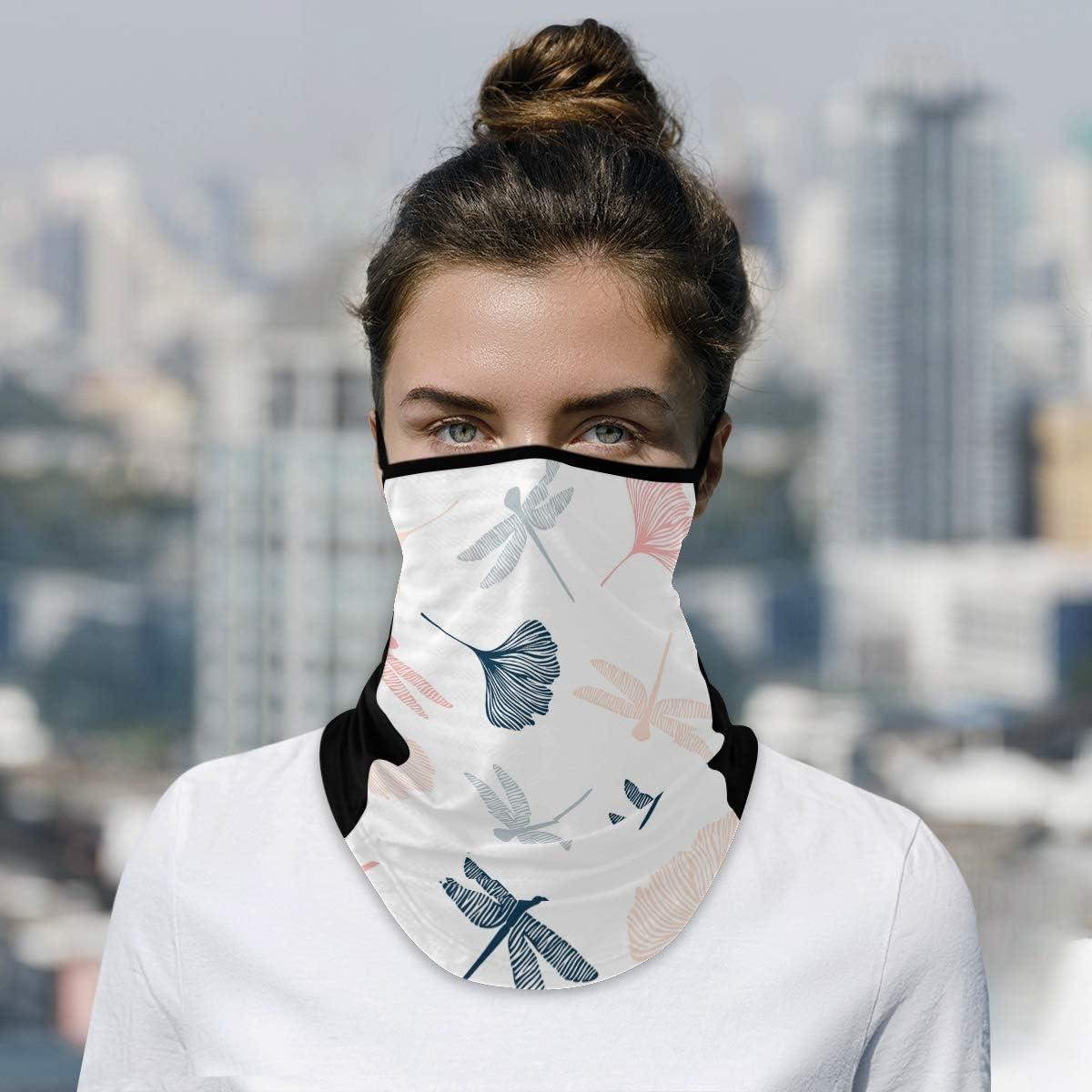 DAOXIANG Animal Dragonfly Multifunctional Ice Face Mask Silk San Antonio Mall Ne supreme