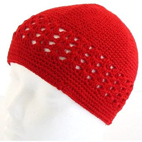 Baby Toddler Kid Knit Crochet Beanie Skull Kufi Hat Cap