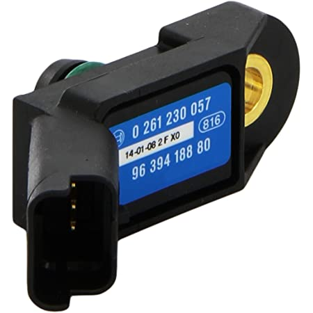 Bosch 0 281 002 510 Sensor Saugrohrdruck Auto