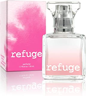 CHARLOTTE RUSSE Refuge Perfume Spray - Fresh Fruity Floral Fragrance for Daytime Wear, Evening...