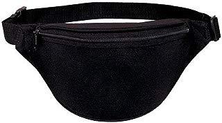 Yens® Fantasybag 2-Zipper Fanny Pack -Black, FN-611