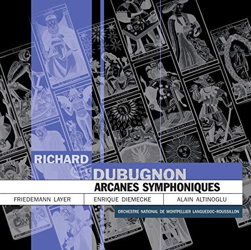 Dubugnon: IX - L'Hermite [Arcanes Symphoniques Op.30]