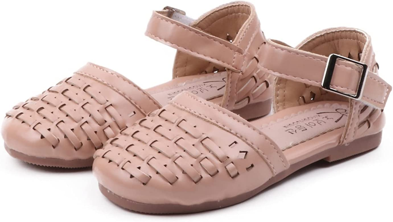 Girls' Oakland Mall Sandals Infant Kids Shoes Weaved Summer Baby Beach 2021 model