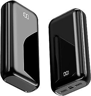 80000mAh Power Bank, bärbar laddare USB C med 22.5W PD3.0 Snabbavgift, högkapacitet Powerbank, Externt batteri, Bärbart ba...