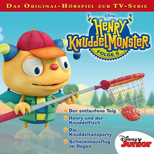 Henry Knuddelmonster 6 Titelbild