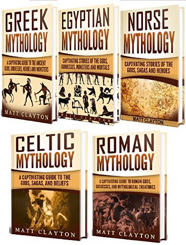 Mythology: A Captivating Guide to Greek Mythology,...