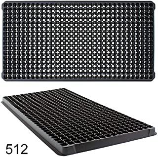Seed Starting Plug Flats - Full Case (50, 512 cells)