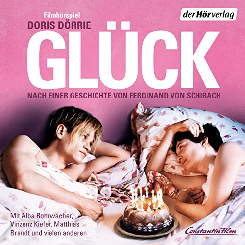 Glück audiobook cover art