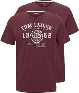 TOM TAILOR Zestaw 2 sztuk, z logo Mężczyźni Doppelpack Logo